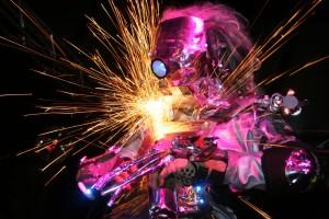 Flexman Roboter Show