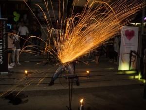 Flex Show Feuershow