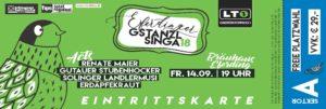 Eferdinger Gstanzl Singa 2018